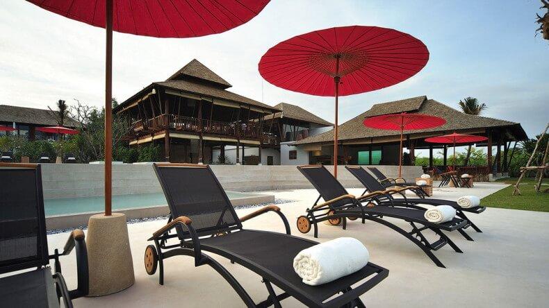 Отель Yaiya Hua Hin