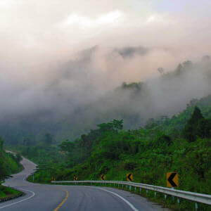 Природа северного Таиланда