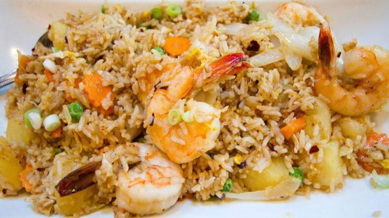 Тайский рис
