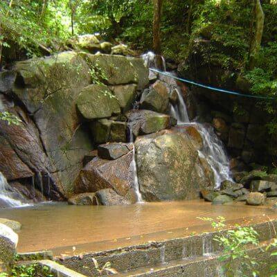 Водопад Кату на Пхукете