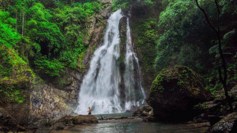 Водопад Тамнанг на Пхукете