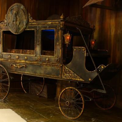 Музей Рипли в Паттайе - комната страха