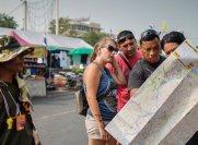 Развод туристов в Таиланде