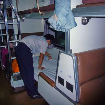 Поезда Тайланда