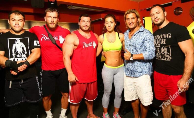 Фитнес клуб в Паттайе