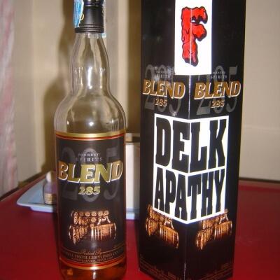 Виски Бленд в Таиланде