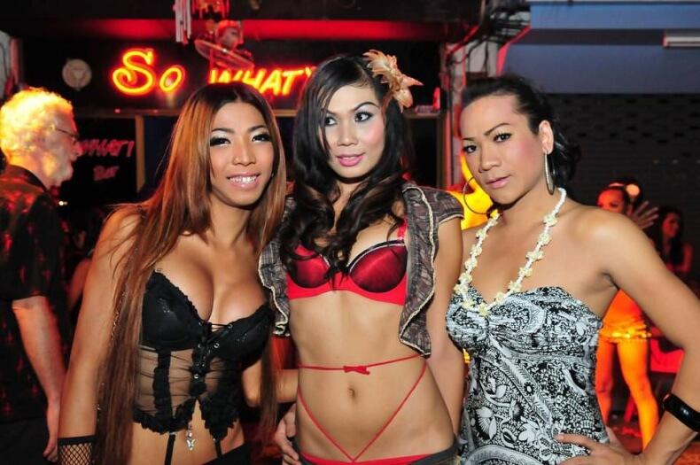 Проститутки в Паттайе