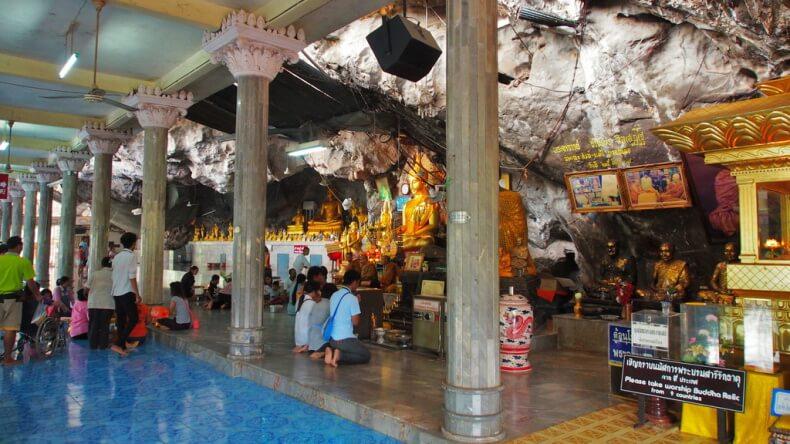 Тигровая пещера в Краби