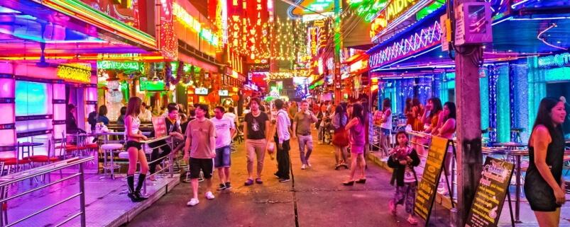 Секс-туризм в Бангкоке