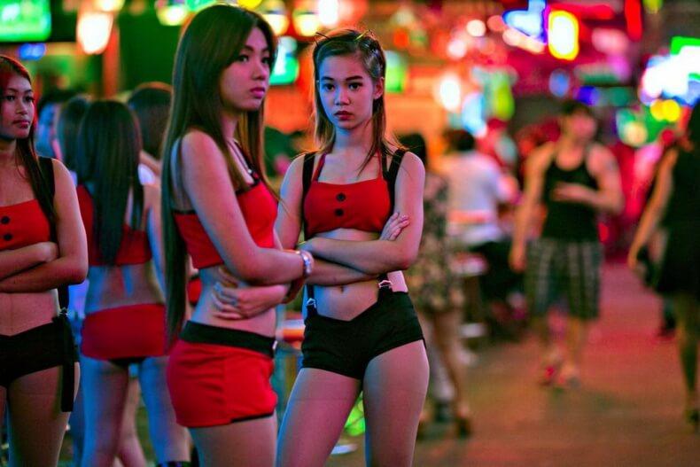 Проститутки в Бангкоке