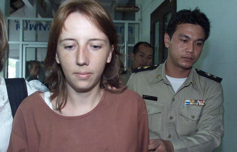 Женщины в тайской тюрьме