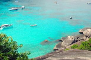 Остров Ko Лан