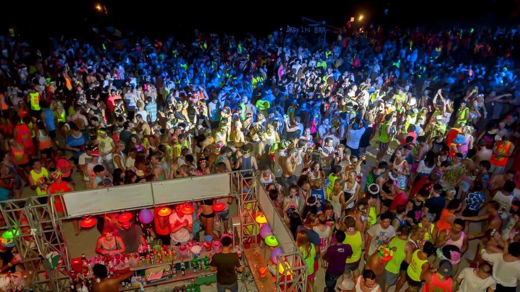 Мега-вечеринка Full Moon Party - советы цены расписание