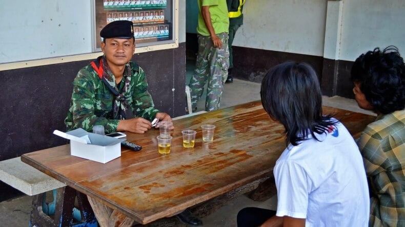 Тайские наркотики