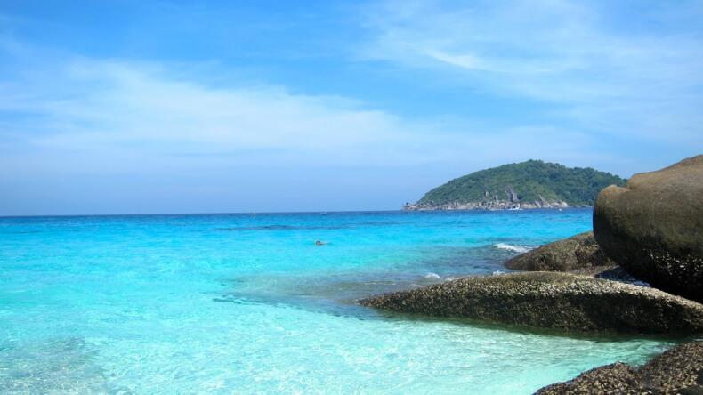 Погода на Симиланских островах