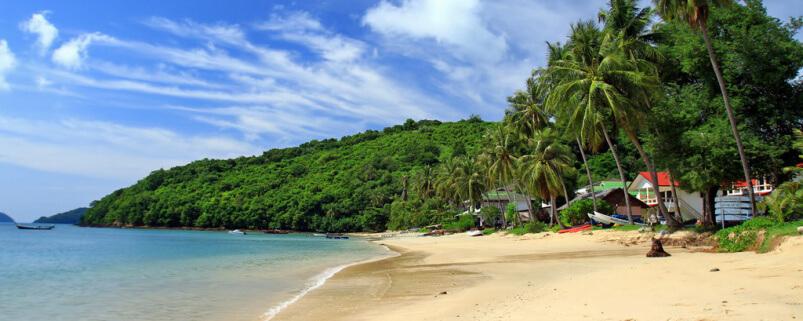 Пляж Ао Йон