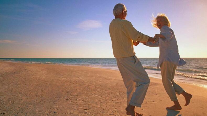 Пенсионеры в Тайланде