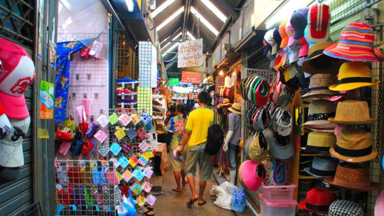 Как покупать в Тайланде