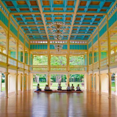 Королевский Дворец в Хуа Хине
