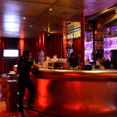 Ночные клуб Q Bar в Бангкоке