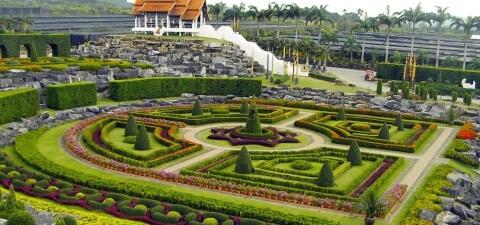 Парки и сады Пхукета