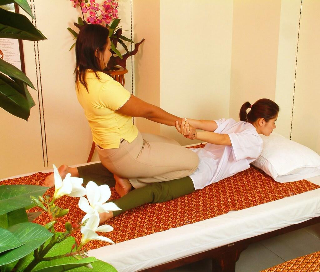 Тайланд сэкс массаж для женщин 5 фотография