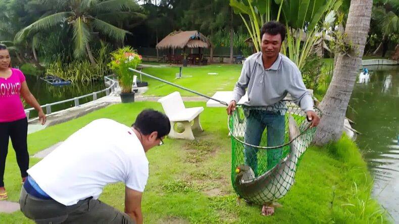 Рыбалка в Хуа Хине