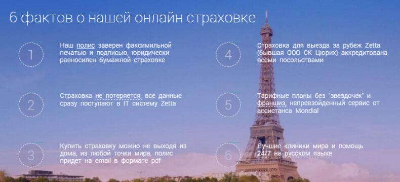 TripInsurance.ru – страхование туристов