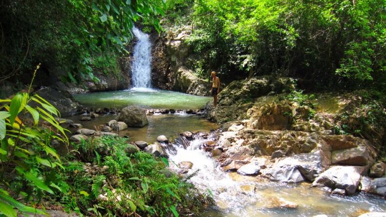Национальный парк Кхао Пханомбенча