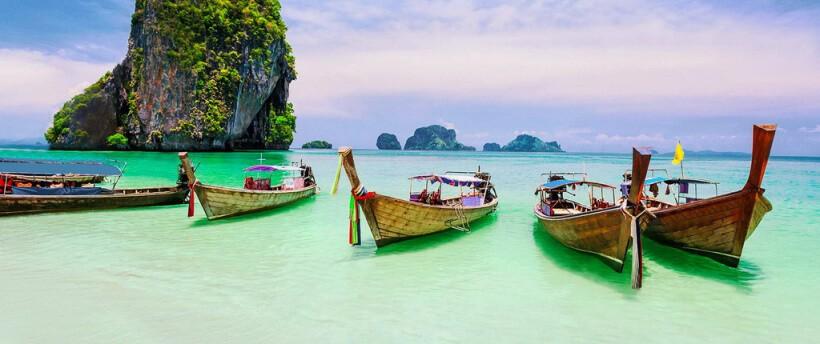 Водный транспорт в Тайланде