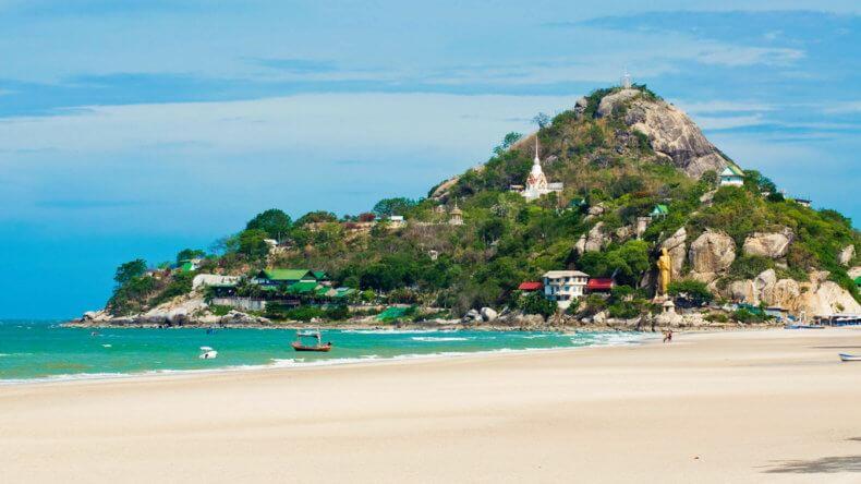 Пляж Као Такиаб