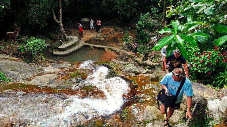 Водопад Khao Yai на Самуи