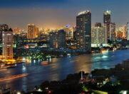 Панорамная веб-камера Бангкока