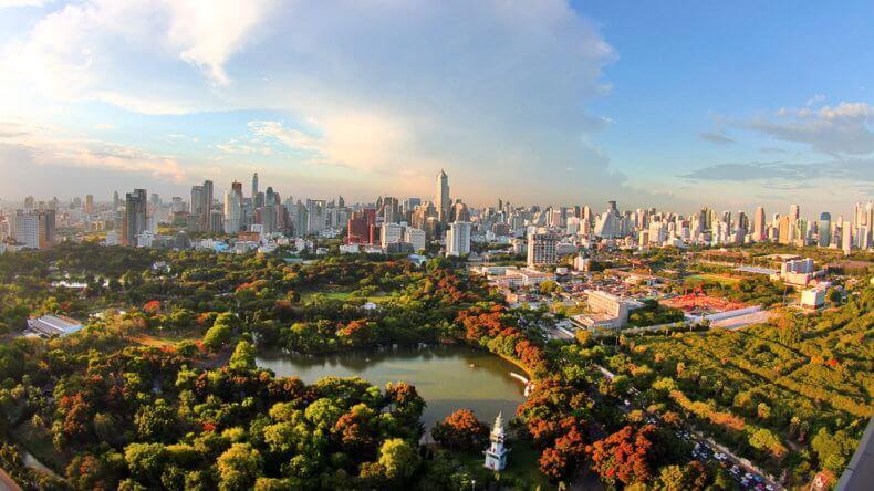 Смотровые площадки Бангкока - Sofitel