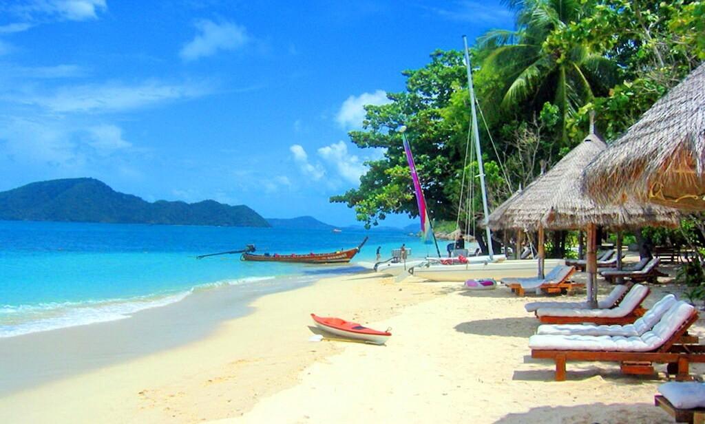 Таиланд из Самары!