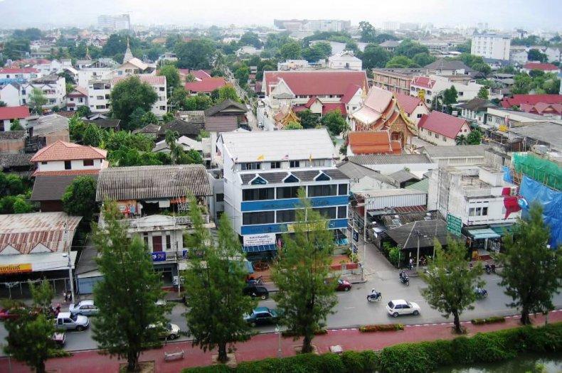 Переезд в Чианг Май
