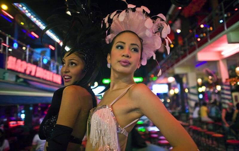 Таиланские трансвеститы