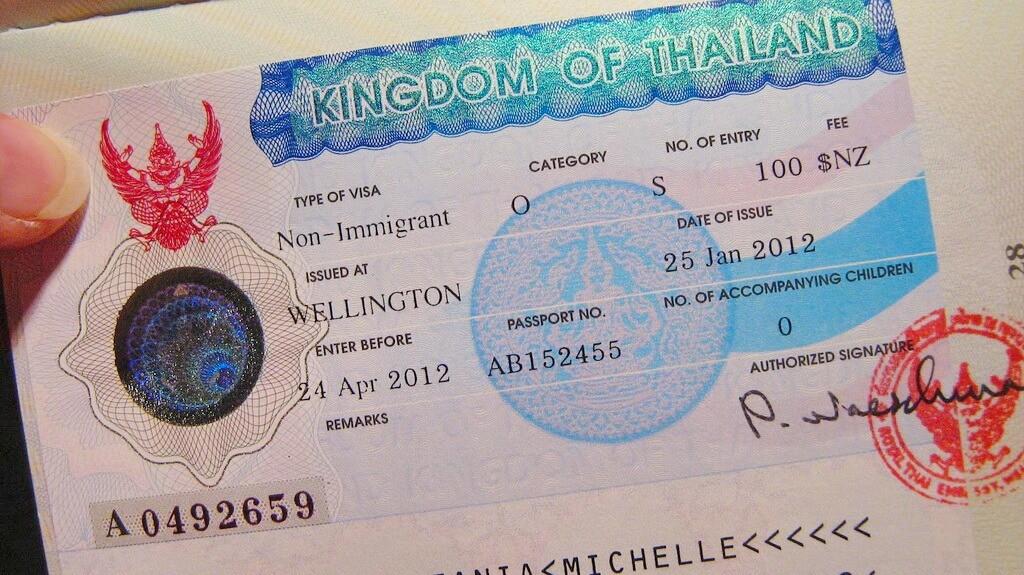 Как получить визу в Таиланд - m