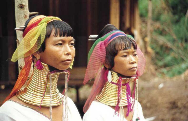 Население Тайланда