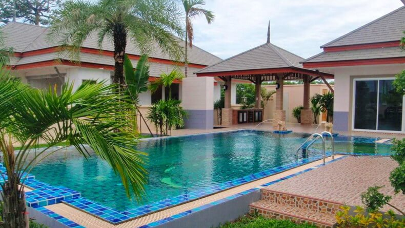 Дом в Таиланде