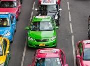 Такси в Тайланде