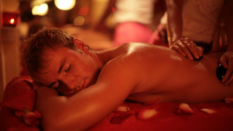 Боди-массаж в Таиланде