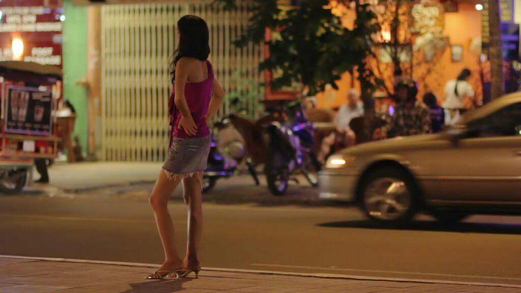 разоблачение проститутки