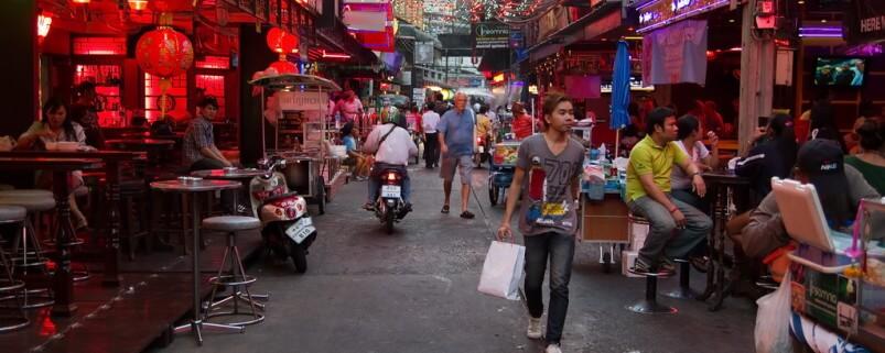 Секс-туризм в Таиланде