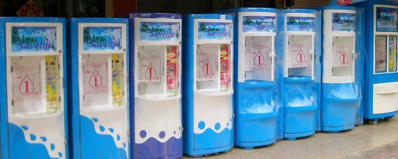 Вода в Тайланде
