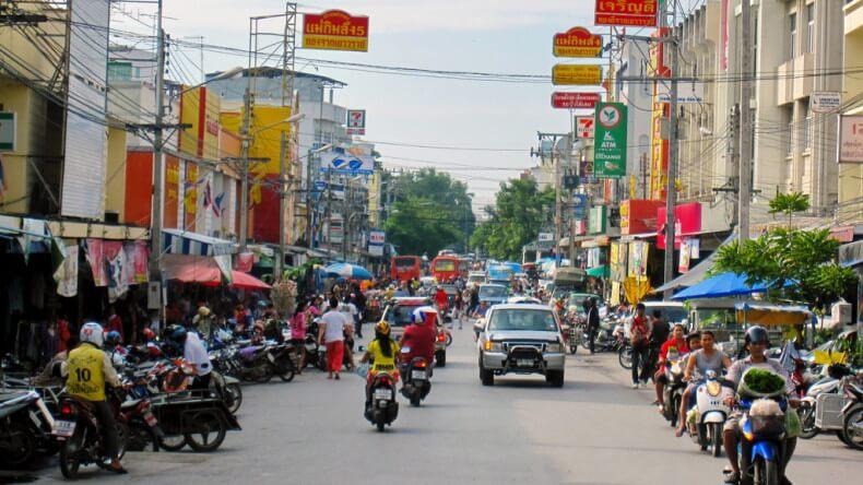 Хуа Хин в Таиланде