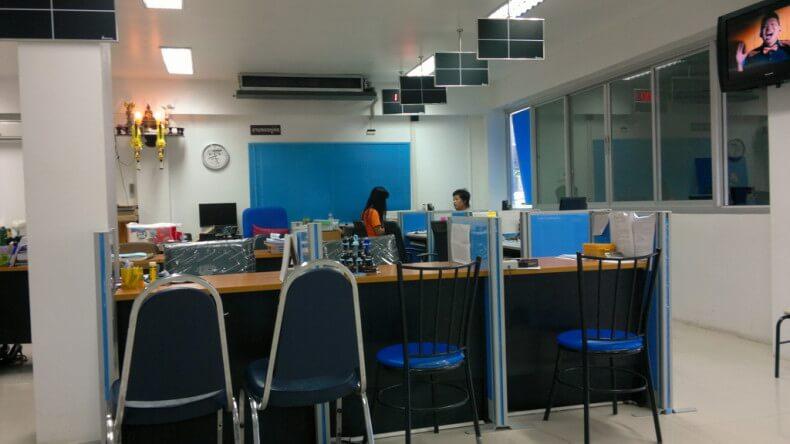 Как продлить визу в Хуа Хине