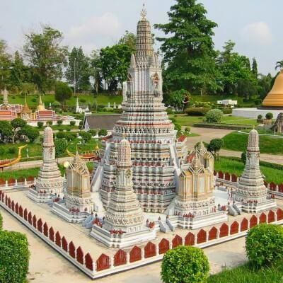 Парк Мини Сиам в Паттайе