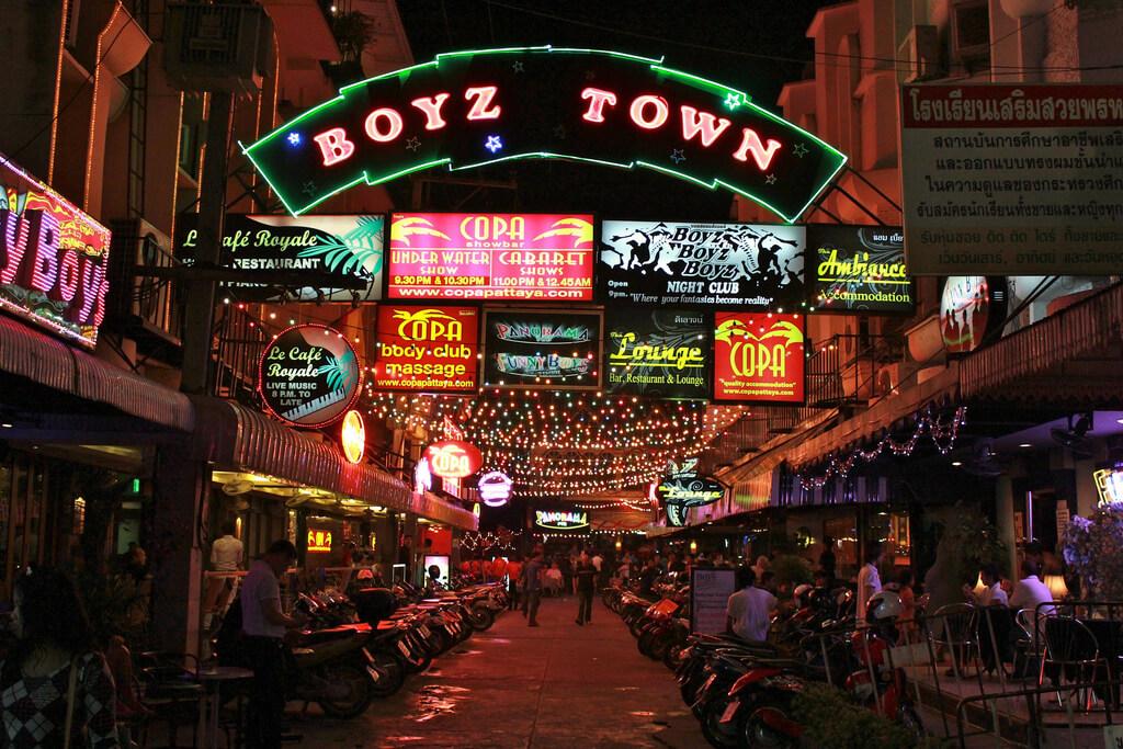 Winner Boy Bar Pattaya