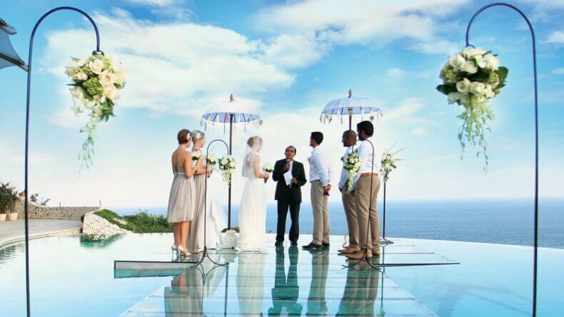 Оформление свадьбы в Таиланде